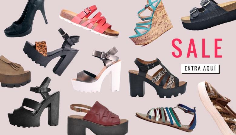 Ofertas en zapatos de verano