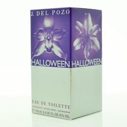 Perfume Halloween de jesus del pozo 100 ml