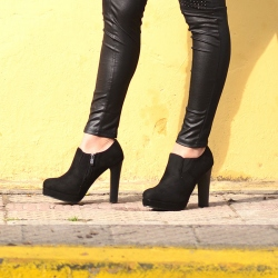 Pumps zapatos de moda negros