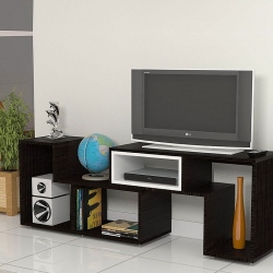 Rack para TV de color moro