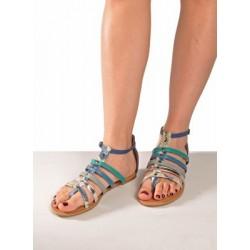 Sandalia romana colores